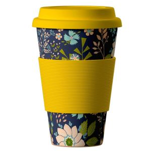 bamboo coffee cup
